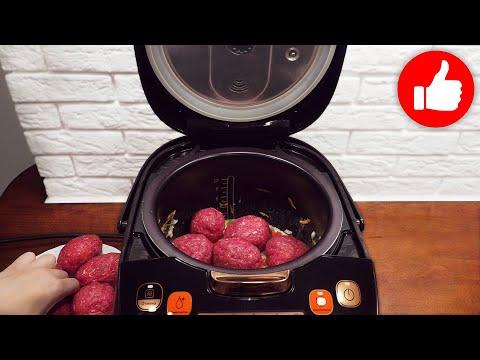 Второй день не могу оторвать мужа от тарелки! Не успеваю готовить картошку с фаршем в мультиварке!