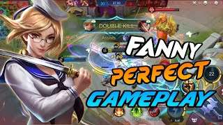 How to Play Fanny Properly | Fanny Insane Gameplay | Mobile Legends Bang Bang