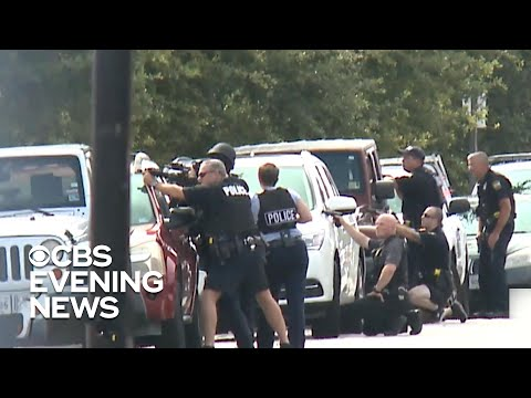 Virginia Beach police say shooting suspect taken into custody