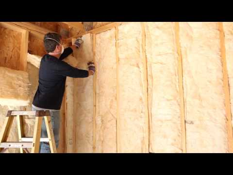 Video: Icynene Spray Foam Insulation: The answer to reducing heating & cooling bills may be in your walls