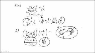 Arithmetic Problem 2 REVISED GRE MATH REVIEW OFFICIAL GUIDE