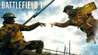 Battlefield 1 - Random & Funny Moments #12 (Ricochet Soldiers, Funny Killcams!)