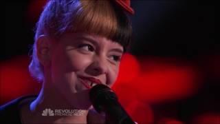 Melanie Martinez The Voice Blind Audition - Toxic