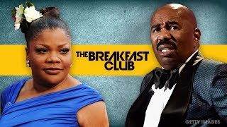 Mo'Nique And Steve Harvey Argue On Air Over Hollywood Blackball Claims