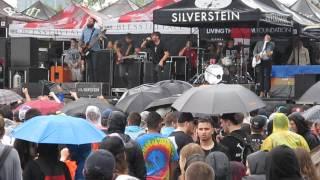 Silverstein - Smile In Your Sleep - 07/17/15 - Toronto Warped Tour (LIVE)