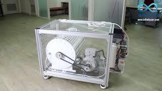 Fuel Free Electromagnetic Generator 10 kW prototype