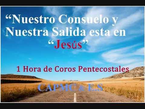 1 Hora de Coros Pentecostales