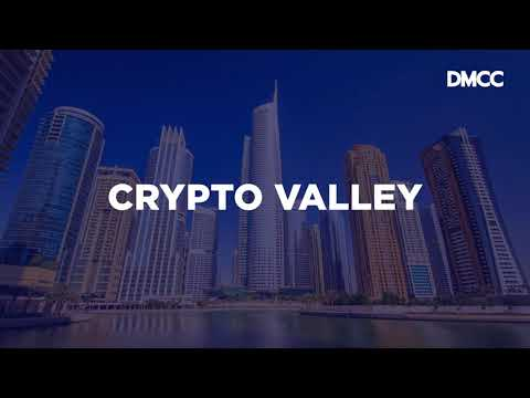 DMCC Announces Crypto Valley in Dubai at Davos 2020, Boosting Blockchain Ecosystem