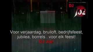 Bekijk video 1 van DJ Joe op YouTube