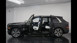 2019 Rolls-Royce Cullinan - Park Drive + Walkaround in 60FPS