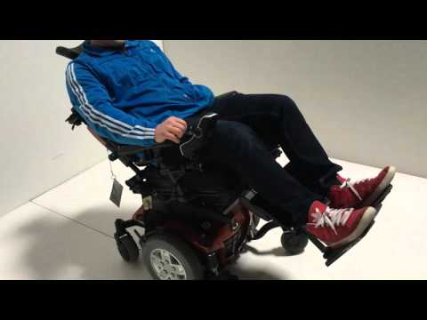 Quantum Q6 Edge wheelchair by anyassembly store