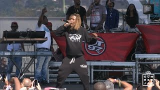 "Fetty Wap ""Trap Queen"" live at Summer Jam 2015"