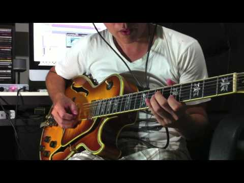 Baixar Norman Brown-Let's take a ride Ibanez GB100