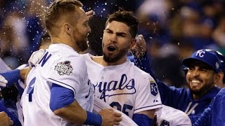 30 YEARS IN THE MAKING: The Playoffs Story of the 2015 Royals