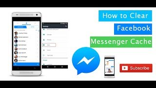 How to Clear you facebook Messenger Cache By TS Tech Talk