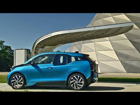 NEW 2017 BMW i3 170-HP with the 94Ah Battery - Footage - Prices