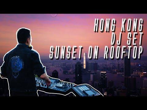 Emmanuel Diaz Live Mix - Hong Kong Sky - Welcome to 2021