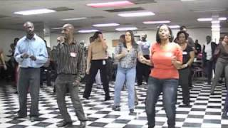 K-Wang Wit It Line Dance
