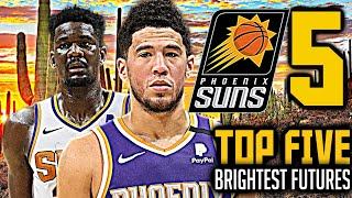 Top 5 NBA Teams with the Brightest Future: Phoenix Suns [#5] Devin Booker | DeAndre Ayton