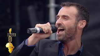 Wet Wet Wet - Love Is All Around (Live 8 2005)