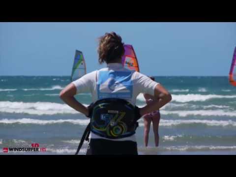 Quiksilver Windsurf School - Brazil // 2016