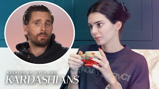 Kendall Jenner Has a Theory About Kourtney's Current Funk | KUWTK | E!