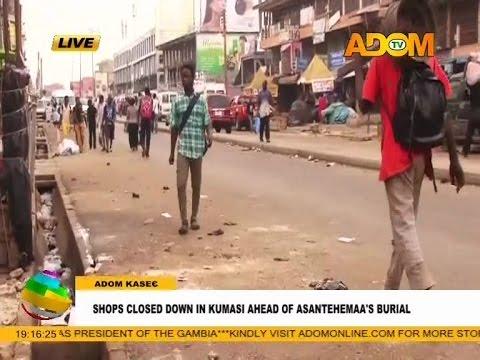 Adom TV News (19-1-17)