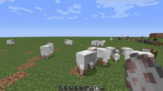 Screaming Sheep in Minecraft (Goat Edition)