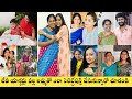 TV Actros Mother's Day celebration Pics | Happy Mother's Day | Jhansi | Anchor Lasya | News Mantra