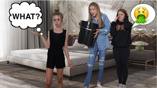 SMELLING BAD to see How My FRIENDS REACT **CRAZY PRANK😬**