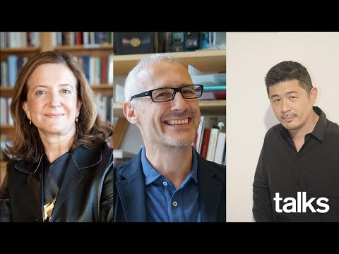 Live talk on design education with Beatriz Colomina, Aric Chen and Anthony Dunne