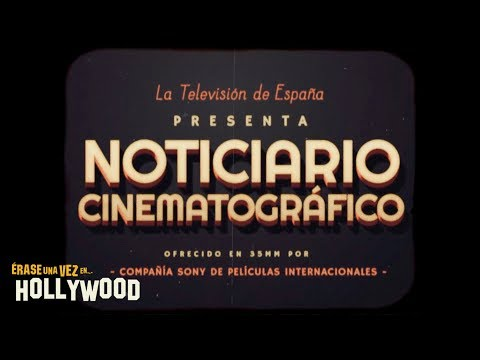 ¡Transportarte al Madrid de 1969! ÉRASE UNA VEZ EN...HOLLYWOOD