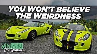 The strange world of Lotus sales