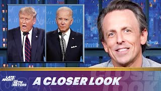 Trump's Debate Performance Was an Embarrassing Debacle: A Closer Look