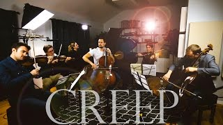 Creep - Radiohead (Cover by Brooklyn Duo feat. Escher Quartet)