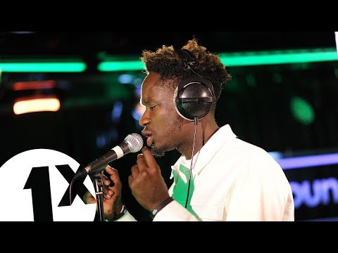 Mr Eazi performs Skin Tight in the 1Xtra Live Lounge