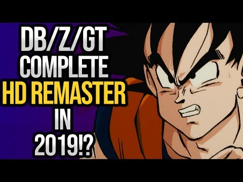 NEW Dragon Ball COMPLETE HD Remaster EXPLAINED