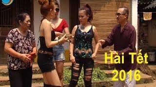Hài Tết 2016 - Hài Đặc Sắc Công Lý - Vân Dung