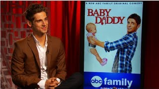 Baby Daddy Stars on Their Infant Costars and a Possible Romance Ahead