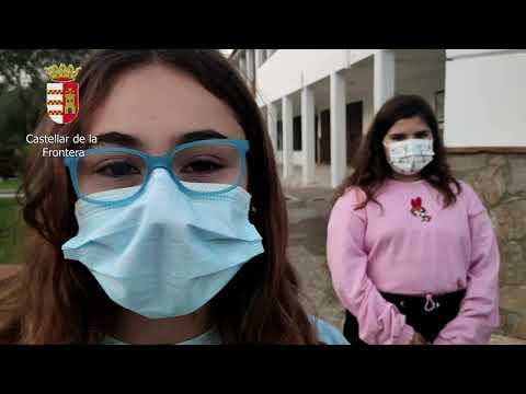25N Diputación de Cádiz. Acción conjunta contra la violencia machista. Castellar de la Frontera.