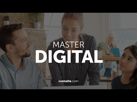 Master Digital - The new standard for any career.