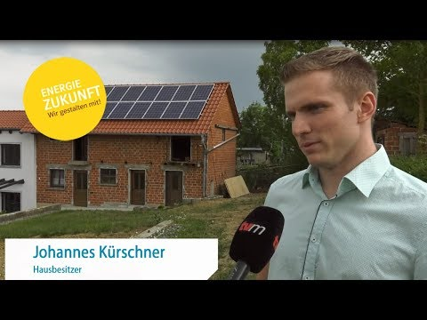 Bürgerenergiepreis Unterfranken 2018: Smartes Energieeffizienzhaus