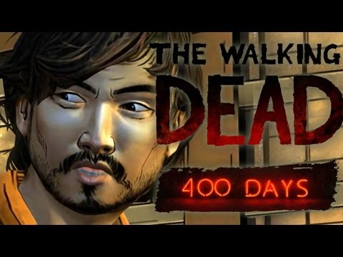 The Walking Dead 400 Days Gameplay DLC (Vince) Part 2 - Smashpipe Games