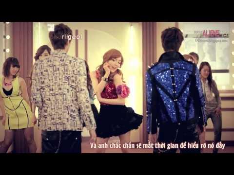 [Vietsub + Kara][MV] SNSD-TTS - Twinkle ( Starring EXO's KAI + SeHun + ChanYeol + BaekHyun ) {T.A.T}