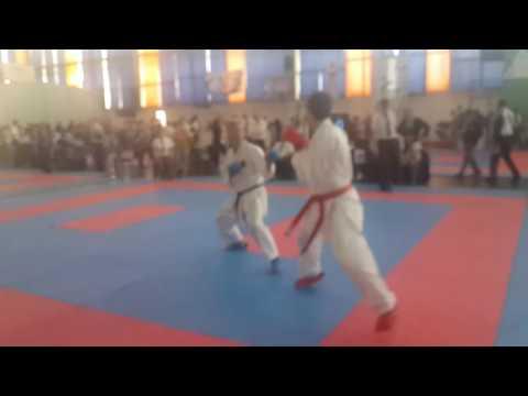 Kyiv Open 22 мая 2016. Финал мужчины -75. Негатуров Дмитрий (Тигренок) - Хохлов Филипп (Гранд)