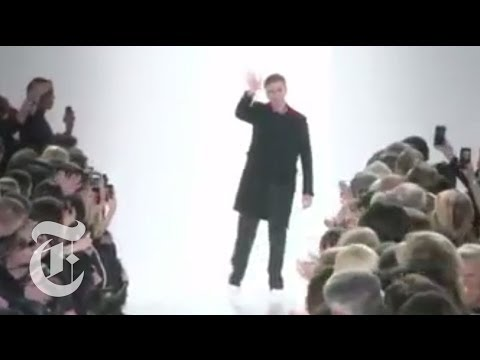 Paris Fashion Week 2014 | Curtain Call | The New York Times