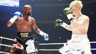 Floyd Mayweather vs Tenshin Nasukawa FULL FIGHT / Флойд Мейвезер против Теншина Нацукава полный бой