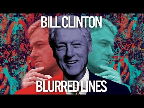 Baixar Bill Clinton Singing Blurred Lines by Robin Thicke