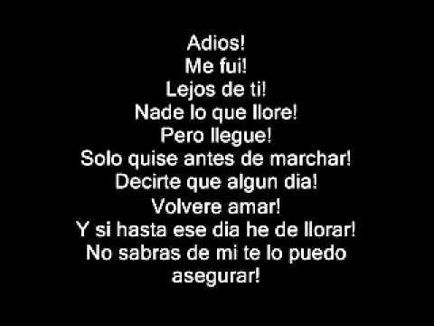 Adios - Don Omar.wmv