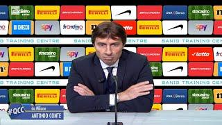 Antonio Conte ci parla dell'impresa compiuta dalla sua Inter - Quelli che il Calcio 02/05/2021